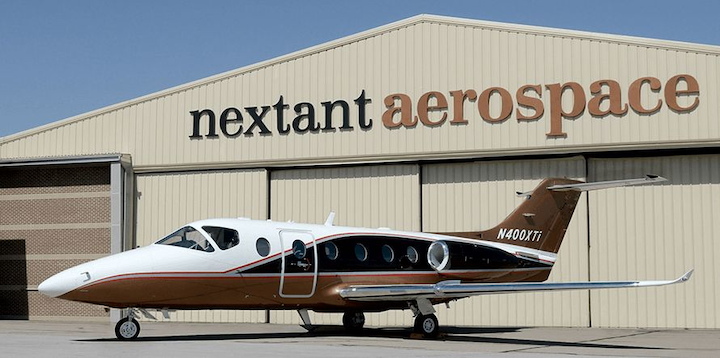 Nextant Aerospace to convert Travel Management Company Hawker 400XP fleet in $202.5 million 400xti conversion deal