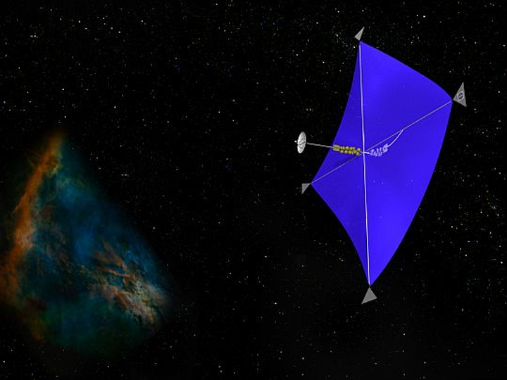 NASA considers deep-space exploration with CubeSats; looks for companies able to design solar-sail propulsion