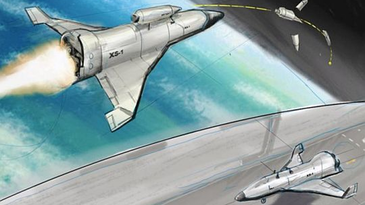 Military researchers issue industry solicitation for first phase of XS-1 project to develop hypersonic reusable space plane