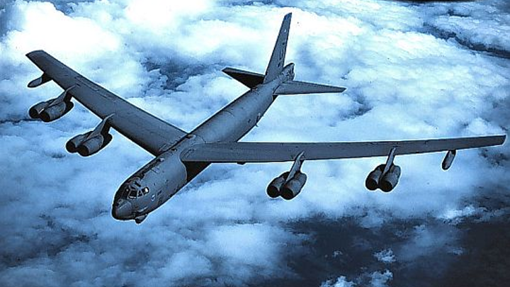 Air Force approaches industry for power upgrades that enable B-52H bomber to carry MIL-STD-1760-compatible weapons