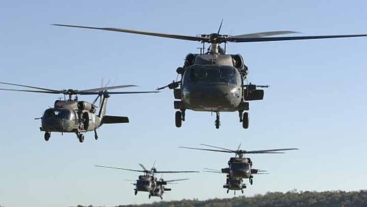 SOCOM asks industry for software tools to help helicopter pilots evade enemy radar and radar-guided missiles and weapons