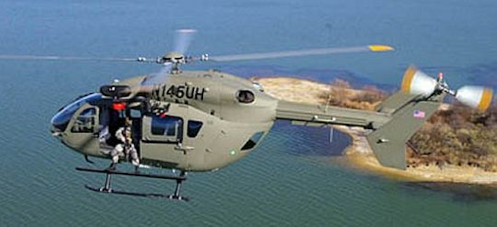 EADS and Raytheon to provide advanced light utility helicopters and airborne communications systems for Army aviation