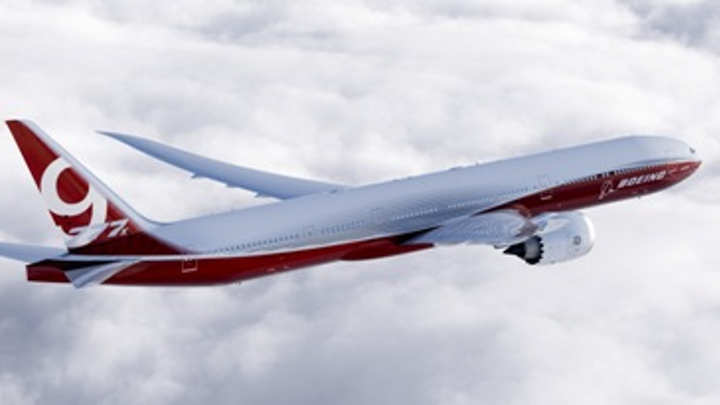 Boeing to locate new 777X aircraft composite wing center in Everett, Wash.