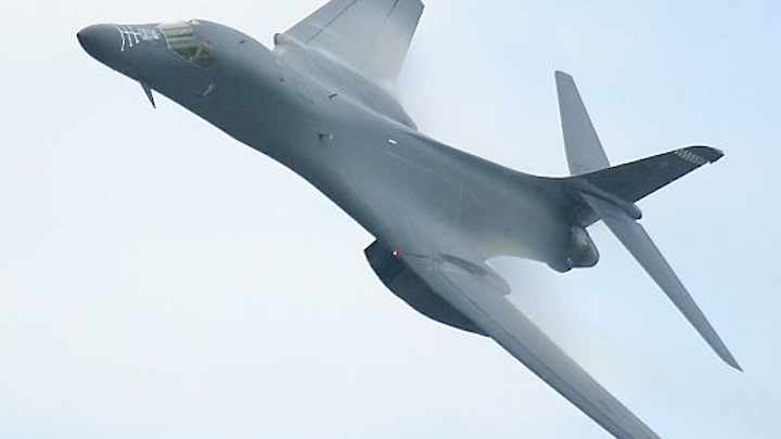New era begins for B-1 bomber as Air Force begins taking delivery of Lancer aircraft with major avionics upgrades