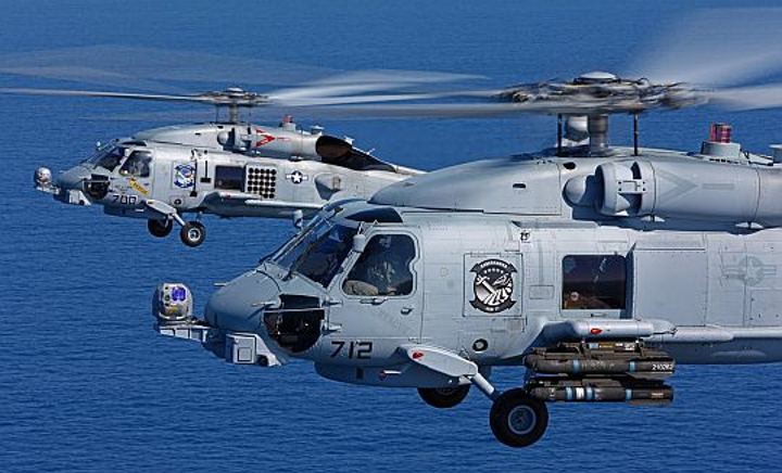 Sikorsky chosen to build 37 ship-based Navy helicopters in half-billion-dollar contract modification