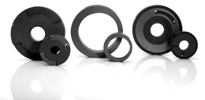 Metallized Carbon Corp. introduces custom vanes, rotors, and end plates for rotary pumps