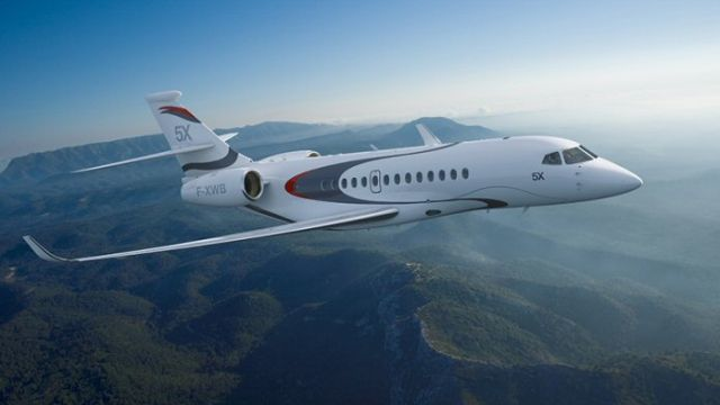 Dassault Falcon Jet expands in Little Rock, adds hangars for completing Falcon 5X and Falcon 8X