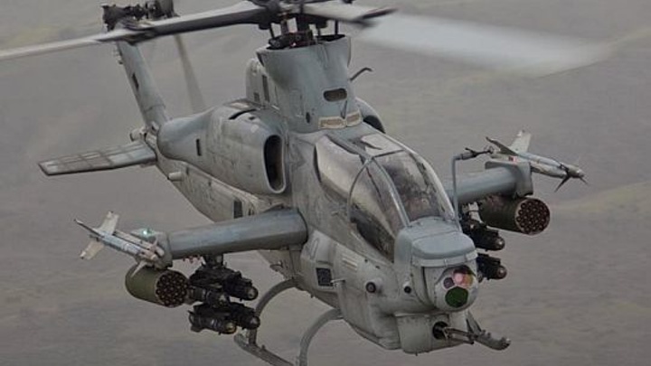 Elbit gets Navy contract to provide helmet display tracker systems for Marine Corps Cobra attack helicopters