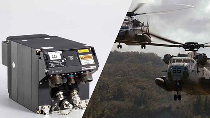 Rockwell Collins chosen to provide AN/ARC-210(V) aircraft voice and data radios to Navy in $8 million contract