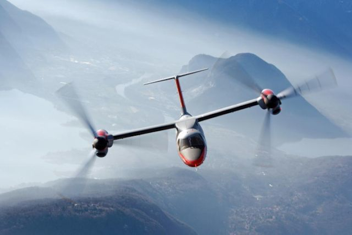 Northrop Grumman selects Curtiss-Wright air data computer for AW609 tiltrotor aircraft program