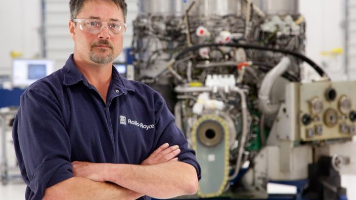 Rolls-Royce enhances support for helicopter engine operators