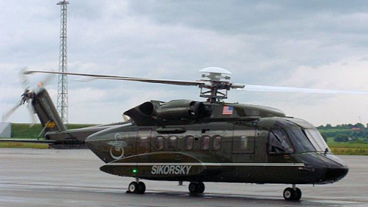 Sikorsky S-92 helicopters to receive Rockwell Collins multi-function display that provides growth path to synthetic vision, H-TAWS, MultiScan weather radar
