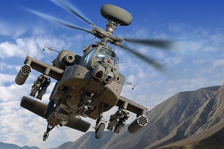 Army orders 82 of Boeing's latest-version AH-64E Apache Guardian attack helicopters in $1.2 billion contract