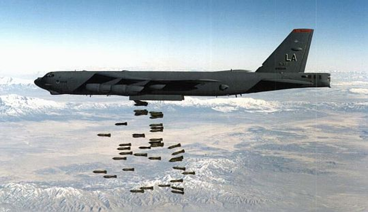 Air Force aircraft upgrade experts considering AESA radar improvements for B-1 and B-52 strategic bomber fleets