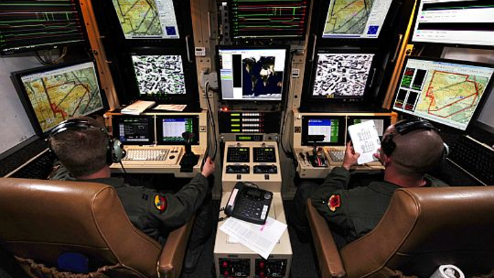 Air Force asks General Atomics to upgrade UAV ground-control stations for use with the Internet