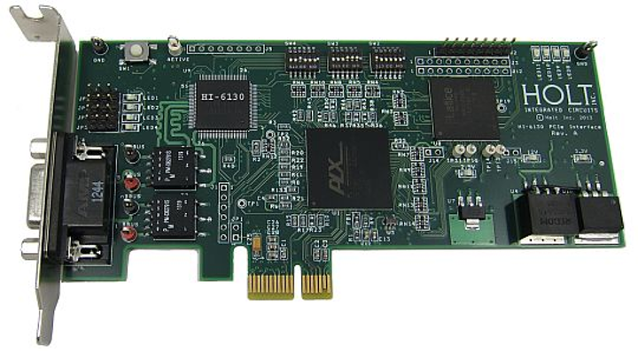 MISSION VIEJO, Calif., 2 March 2014. Holt Integrated Circuits in Mission Viejo, Calif., is introducing an application programming interface (API) for its HI-6130 and HI-2130 MIL-STD-1553 integrated terminal devices.