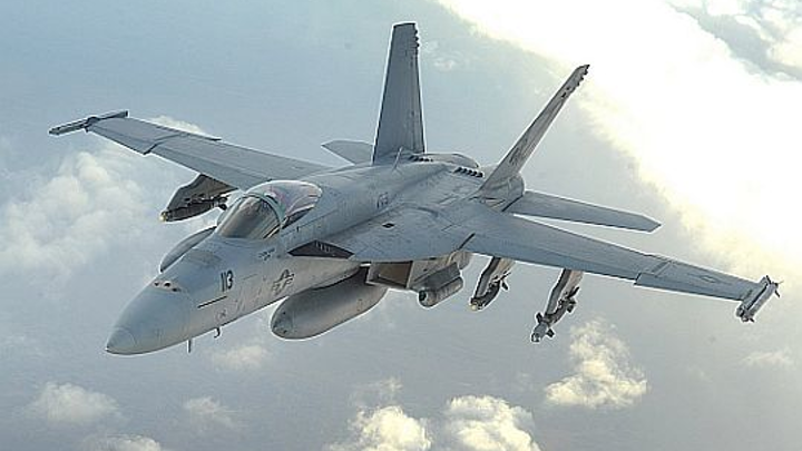 Navy taps Exelis for 42 airborne electronic warfare systems to equip carrier-based jet fighter-bomber aircraft