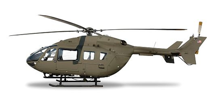 Army orders four UH-72 Lakota utility helicopters from Airbus Helicopters in $22.9 million contract