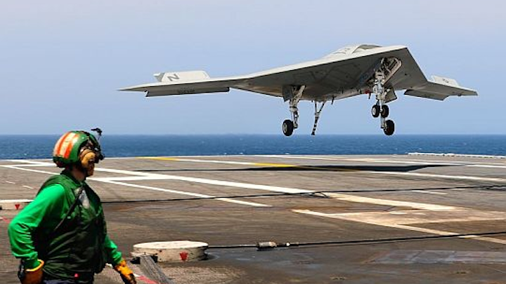 U.S. military forces plan to spend more than $2.4 billion in fiscal 2015 on unmanned aerial vehicle production
