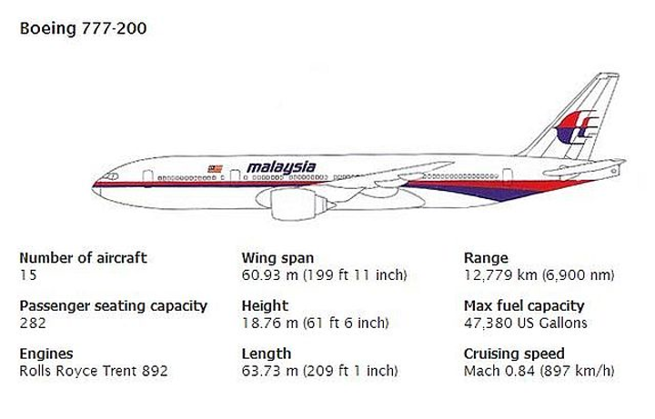 Boeing officials issue statement on missing Malaysia Airlines Flight 370