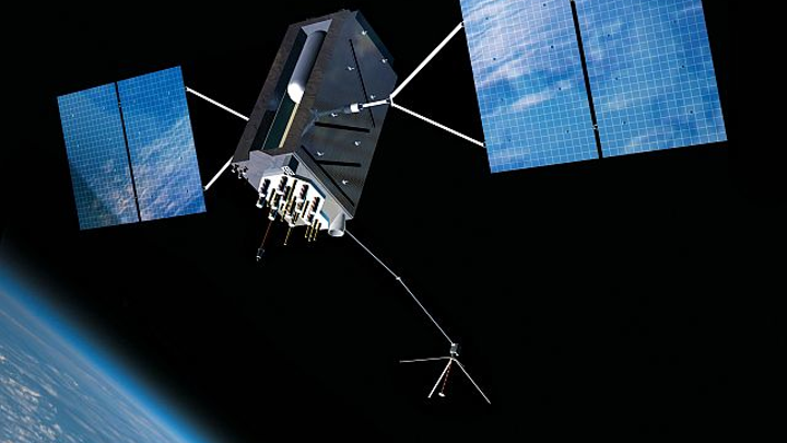Northrop Grumman's Astro Aerospace delivers antennas for GPS III military satellites