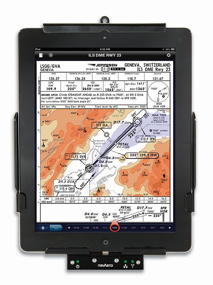 ACT Airlines chooses navAero iPad electronic flight bag system and aircraft interface for Airbus A300, Boeing B747 fleets
