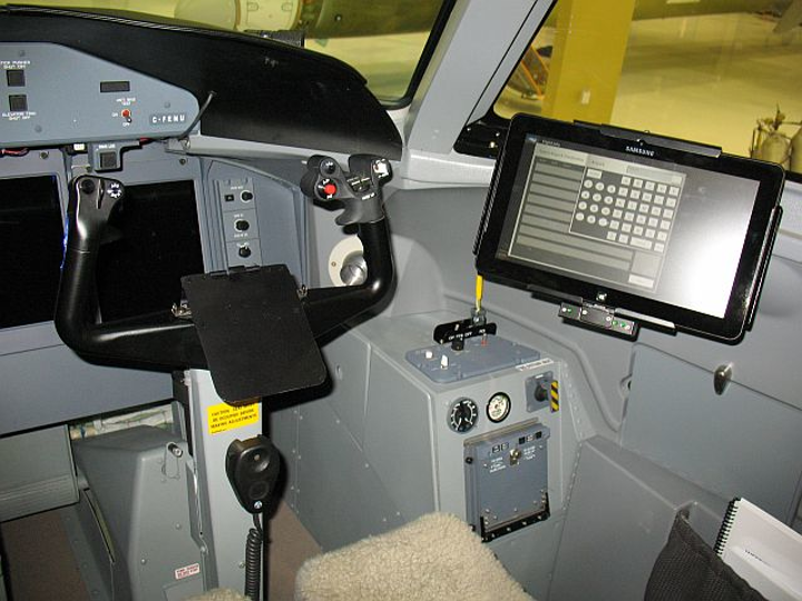 navAero receives EASA STC for Class 2 tablet EFB system on Q400