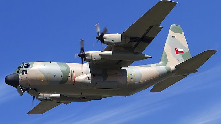 Oman C-130 aircraft to be upgraded with Rockwell Collins Flight2 integrated avionics running LynuxWorks' LynxOS-178 real-time operating system