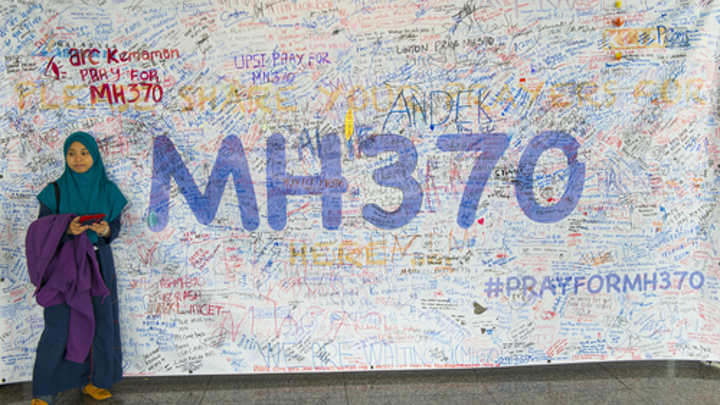 Malaysia Airlines issues statement about lost Flight 370