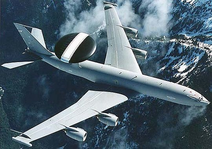 Air Force reaches out to industry to find leading-edge technologies for possible major upgrade to AWACS aircraft