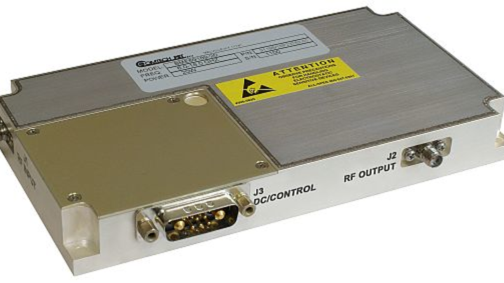 Comtech PST hits the market with solid-state power amplifier for avionics, EW, radar, and communications uses