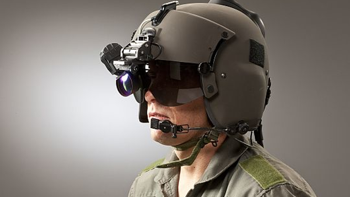 Army helicopter avionics experts look to Elbit for displaying systems status on night-vision cockpit displays