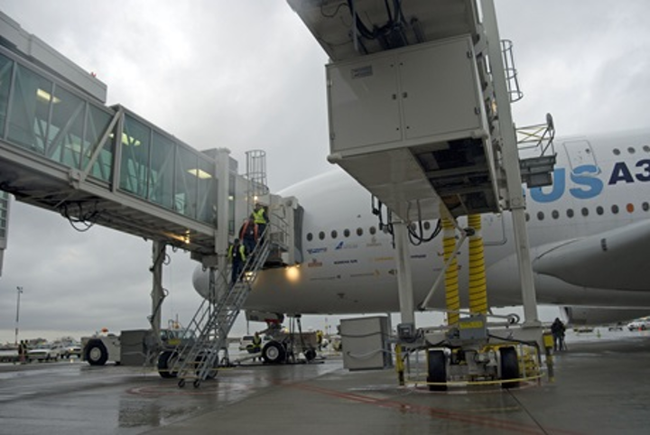 JBT Corp. to deliver more than $7 million in gate equipment to North American airport