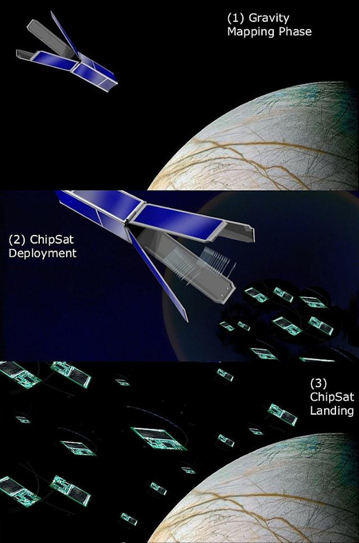 NASA taps Draper to help accelerate planetary exploration using cold atom technology, ChipSats