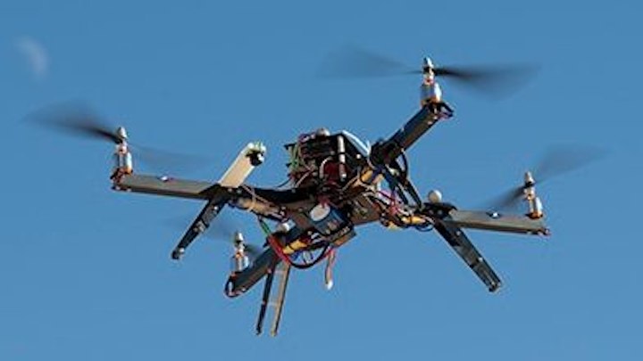 Unmanned aircraft system market to triple by 2020, driven by commercial and DIY applications