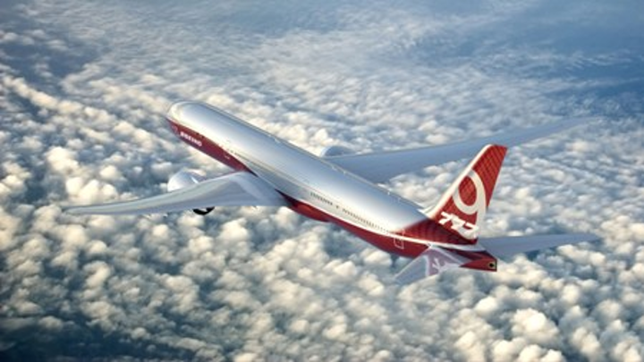 BAE Systems selects Crane Aerospace & Electronics Power Solutions for Boeing 777X flight control electronics