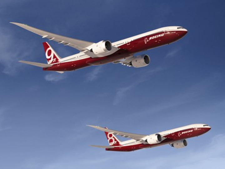 Boeing selects BAE Systems flight control electronics for 777X aircraft