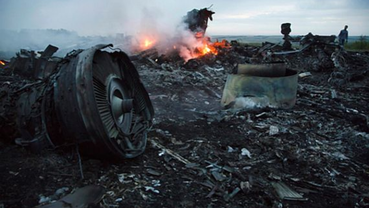 An SA-17 missile fired from a Buk launcher would make short work of a 777 passenger jumbo jet