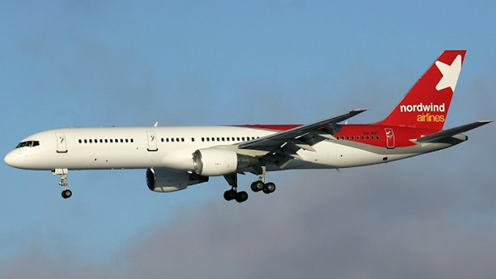 Nordwind Airlines selects Fokker EFB on iPad for Airbus, Boeing fleet