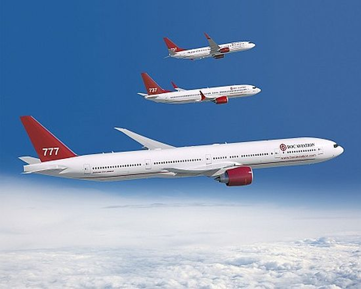BOC Aviation grows fuel-efficient fleet with order for 82 Boeing airplanes