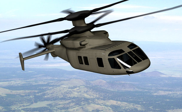 Sikorsky, Boeing to build SB>1 Defiant helicopter technology demonstrator for future vertical lift
