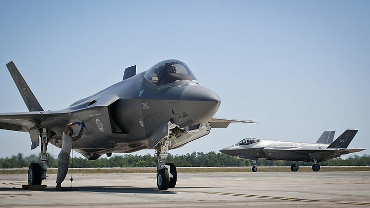 Department of Defense officials name MRO&U assignments for F-35 airframes and engines