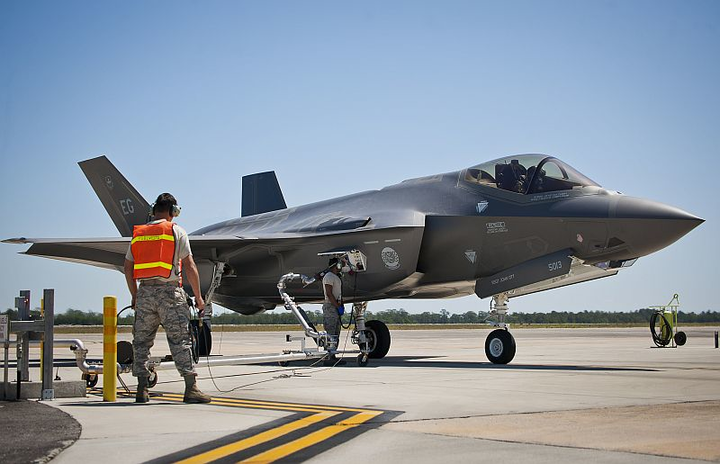 U.S. Marine Corps declares F-35B operational, gains first sea-based 5th generation strike fighter capability