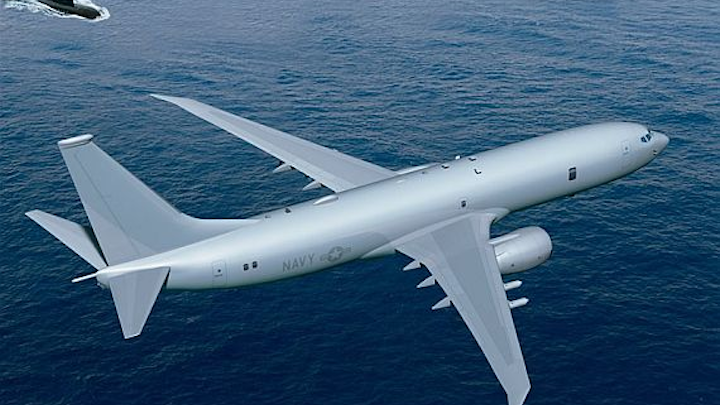 Navy preparing for major presence of new P-8 maritime patrol jets at Whidbey Island NAS, Wash.