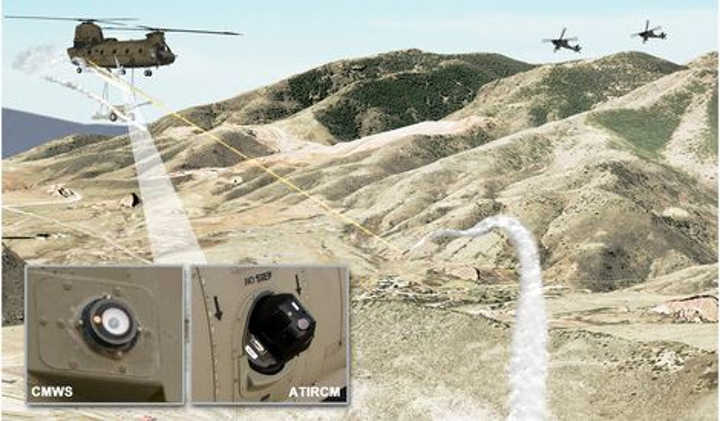 Industry and military partner to protect helicopter aircrews from attack
