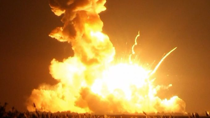 Orbital Antares rocket suffers catastrophic failure, destroying space vehicles and hosted payloads