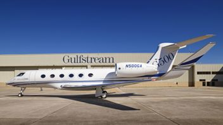 GE to provide power/health management systems, integrated data technologies for Gulfstream G500/G600 business jets