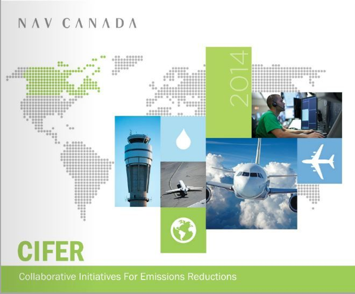 Emerging air traffic management technologies, procedures reduce emissions and fuel costs, NAV CANADA reports