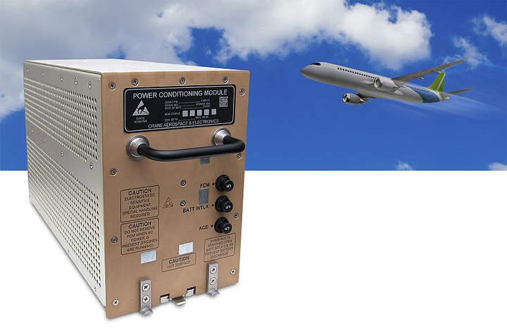 Honeywell and AVIAGE Systems adopt Crane Aerospace & Electronics power electronics for COMAC C919 narrow-body aircraft