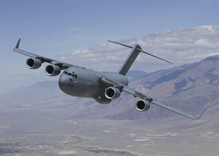 L-3 Link opens C-17 Training System site supporting pilots, loadmasters, maintenance technicians